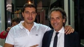 Италианска футболна легенда поздрави специално Наско Сираков