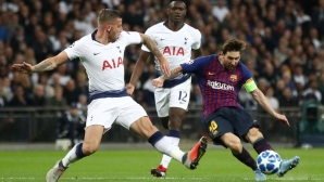 Барселона се включва в наддаването за Алдервейрелд