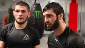 Заплахата на Хабиб не подейства! UFC спря Зубайра Тухугов от битка с Артьом Лобов