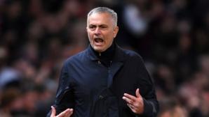 ФА официално повдигна обвинение срещу Моуриньо, може да го накаже за дербито с Челси