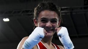 Горяна Стоева започна с победа на Младежките олимпийски игри