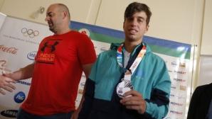 Адриан Андреев: Тактиката бе да хвърля усилията си на двойки