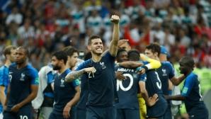 Франция - Германия 0:1, гледайте на живо тук!