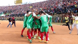 Мадагаскар за първи път в историята си се класира за Купата на африканските нации