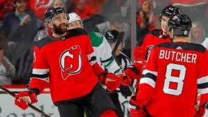 """""""Дяволите"""" останаха единствените без загуба в НХЛ"""