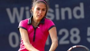 Шиникова на полуфинал на турнира на WTA в Люксембург
