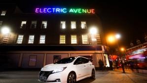 Nissan Leaf стана най-продаваният електромобил в Европа