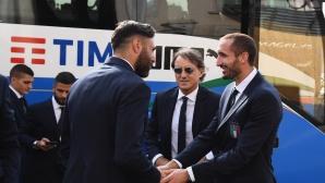 Киелини с ценен съвет към футболистите в Италия