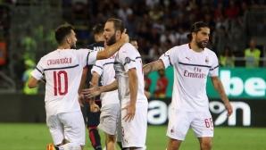 Игуаин разкри причината да избере Милан вместо Челси