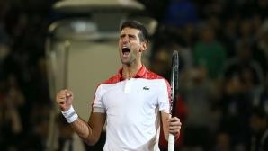 Джокович разкри коя е най-голямата победа в кариерата му