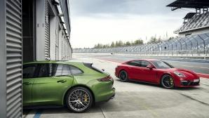 Новите GTS модели: двама нови атлети в семейството на Porsche Panamera