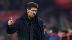 Атлетико навива Симеоне за нов договор