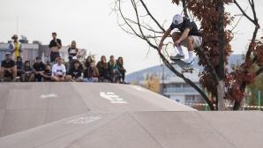 Над 50 участника се включиха в републиканското по скейтборд