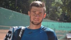 Габриел Донев се класира за полуфиналите в Гърция