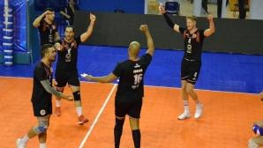 Маринков и Либертад на победа от 1/4-финал за Купата на Аржентина