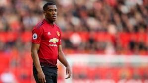 Марсиал отхвърлил няколко оферти на Ман Юнайтед, преговорите продължават