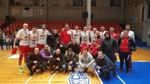 ЦСКА започна с победа в Суперлигата