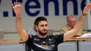 Краси Георгиев с нов силен мач, Рен с трета поредна победа във Франция