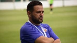 Мирослав Иванов: Сега Левски изповядва атакуващ футбол