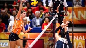 Олимпийският първенец Китай не остави шанс на Холандия и грабна бронза на Световното