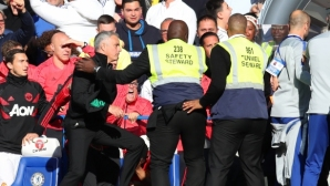 Челси - Манчестър Юнайтед 0:0 (гледайте тук)