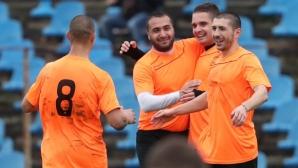 Марица (Пд) за първи път допусна два гола, но е новият лидер на Югоизток - резултати и класиране