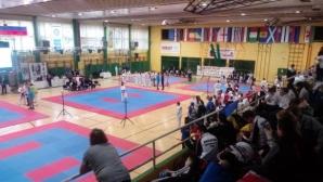 """27 представители на България на турнира по таекуондо """"Словения оупън"""""""
