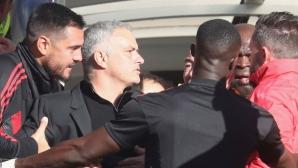 Какво предизвика гнева на Моуриньо и как коментира той ситуацията