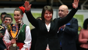 """Станка Златева и Продан Гарджев бяха приети в """"Залата на славата"""""""