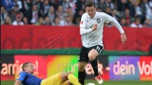 Аугсбург се върна назад във времето срещу Лайпциг
