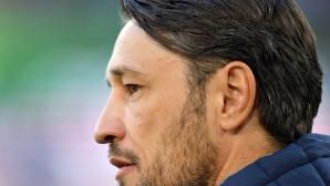 Исках футболистите да се раздадат за клуба, коментира Нико Ковач