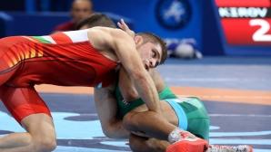 Само Киров ще участва на репешажите на световното първенство по борба