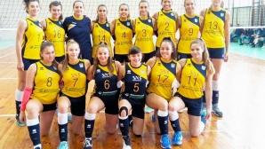 Марица U15 се класира за регионалните финали без загубен гейм