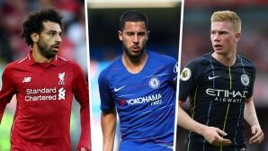 За трети път в историята три отбора нямат загуба след първите 9 кръга в Англия