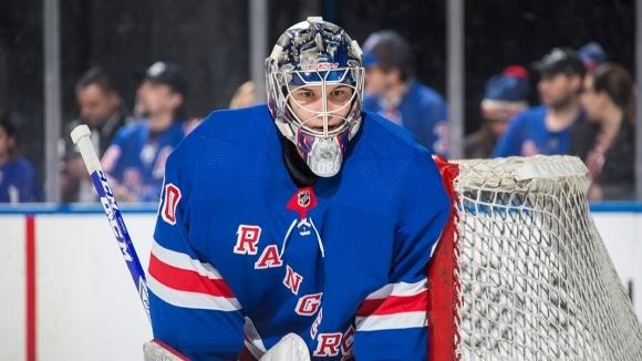 Алекс Георгиев се завърна в НХЛ, Рейнджърс с домакински триумф