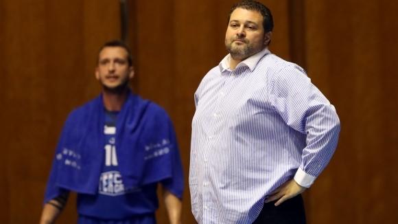 Галин Стоянов: Надявам се да играем по-добре