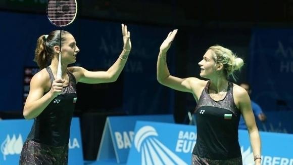 Сестри Стоеви са четвъртфиналистки в Париж