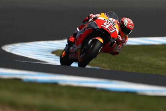 Маркес спечели пети пореден MotoGP полпозишън в Австралия