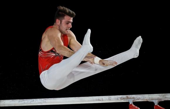 Йордан Александров завърши на 102-о място в квалификациите на световното първенство по спортна гимнастика