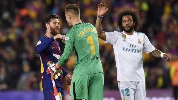Тер Стеген: Меси да си почива, ние ще се справим с Реал Мадрид