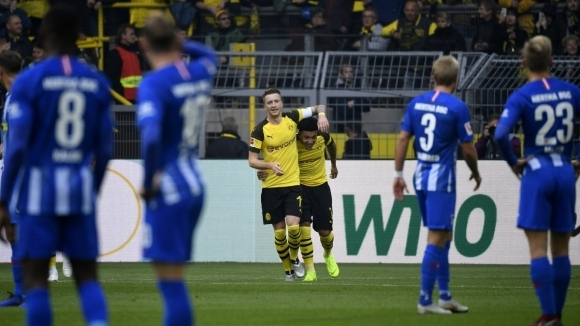 Санчо влезе в обувките на Алкасер, но Дортмунд се издъни в края
