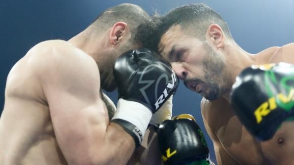 """Отличен бокс във втория сблъсък от галавечерта в """"Арена Армеец"""""""