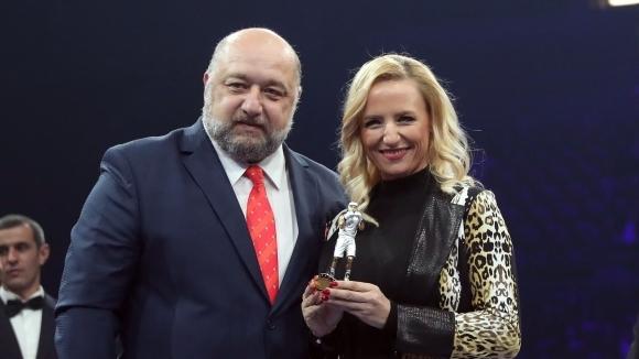Министър Кралев награди заслужили боксьори и треньори преди мача на Пулев и Фюри (галерия)