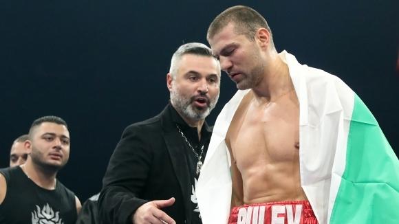 Лека нощ, Бруцезе! Пореден нокаут и титла за Тервел Пулев!