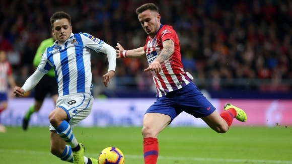 Атлетико стъпи на върха в Ла Лига