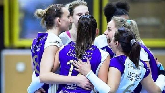 Гери Димитрова и Мира Тодорова тръгнаха с победа и загуба във Франция (видео + снимки)