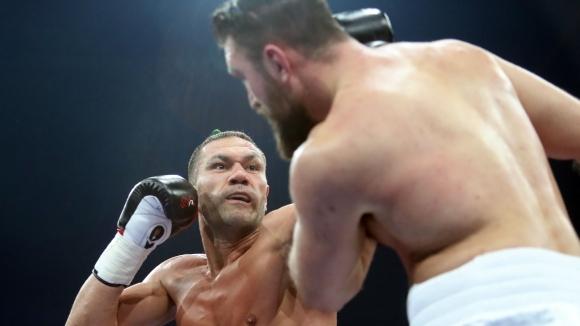 Кобрата подчини Фюри и ще може да се бие за титлата на Джошуа!
