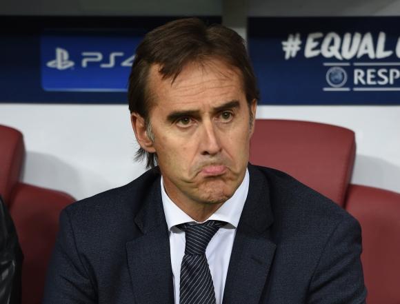 Лопетеги беше ограбен с 50 гола, а и в отбора няма материал, проплака баща му