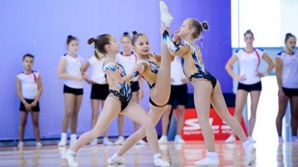 България с четири медала от СК по спортна аеробика в Пловдив