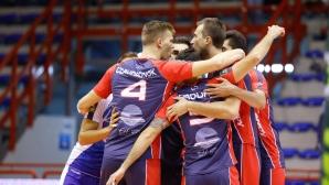 Страхотен Виктор Йосифов с 15 точки за първата победа на Монца (видео + снимки)